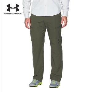 Under ARMOUR backwater storm 1 pants green 36/36